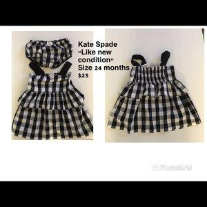 Mini Kade spade dress